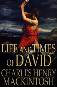 Cover Life and Times of David