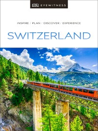 Cover DK Eyewitness Travel Guide Switzerland
