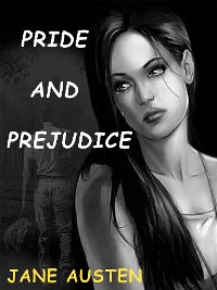 Cover Pride and Prejudice - Jane Austen