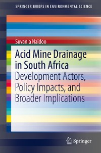 Cover Acid Mine Drainage in South Africa
