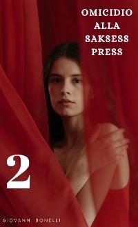 Cover Omicidio alla Saksess Press 2