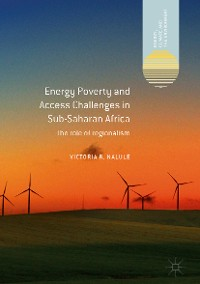 Cover Energy Poverty and Access Challenges in Sub-Saharan Africa