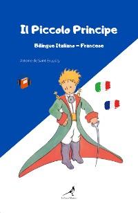 Cover Il Piccolo Principe Bilingue Italiano-Francese