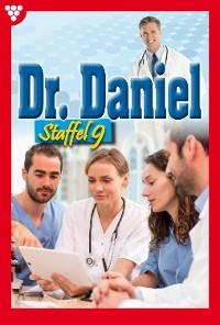 Cover Dr. Daniel Staffel 9 – Arztroman