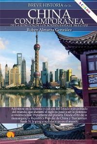 Cover Breve historia de la China contemporánea