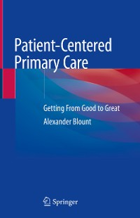 Cover Patient-Centered Primary Care
