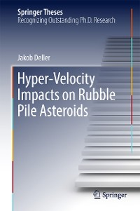 Cover Hyper-Velocity Impacts on Rubble Pile Asteroids