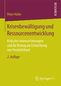 Cover Krisenbewältigung und Ressourcenentwicklung