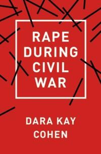 Cover Rape during Civil War