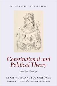 Cover Constitutional and Political Theory
