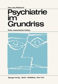 Cover Psychiatrie im Grundriss