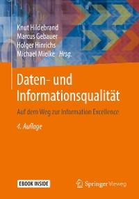 Cover Daten- und Informationsqualität