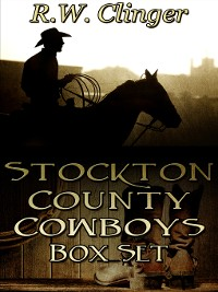 Cover Stockton County Cowboys Box Set