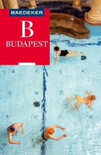 Cover Baedeker Reiseführer Budapest