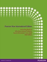 Cover Instructing Students Who Have Literacy Problems: Pearson New International Edition