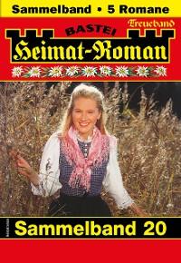 Cover Heimat-Roman Treueband 20 - Sammelband