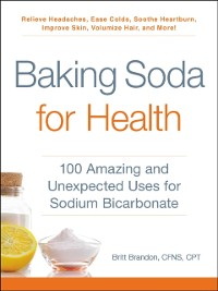 Cover Baking Soda for Health