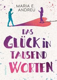 Cover Das Glück in tausend Worten