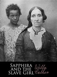 Cover Sapphira and the Slave Girl