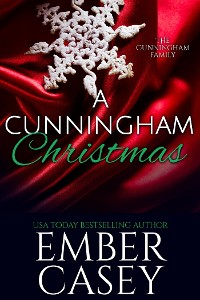 Cover A Cunningham Christmas (The Cunningham Family, Book 5.5)