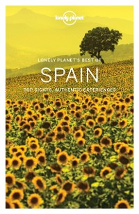 Cover Lonely Planet Best of Spain