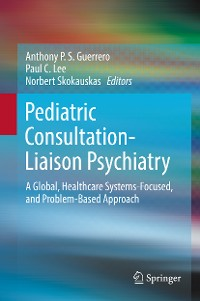 Cover Pediatric Consultation-Liaison Psychiatry