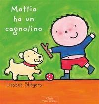 Cover Mattia ha un cagnolino