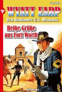 Cover Wyatt Earp 243 – Western