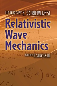 Cover Relativistic Wave Mechanics