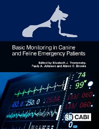 Cover Basic Monitoring in Canine and Feline Emergency Patients