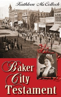 Cover Baker City Testament