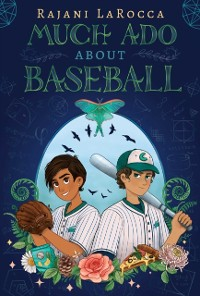 Cover Much Ado About Baseball
