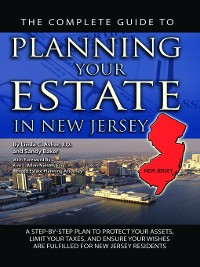 Cover The Complete Guide to Planning Your Estate in New Jersey