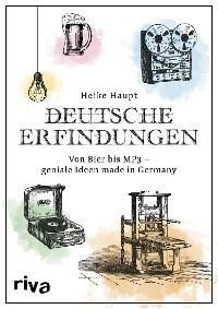 Cover Deutsche Erfindungen