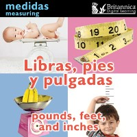 Cover Libras, pies y pulgadas (Pounds, Feet, and Inches