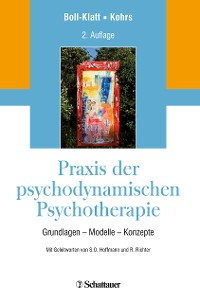 Cover Praxis der psychodynamischen Psychotherapie