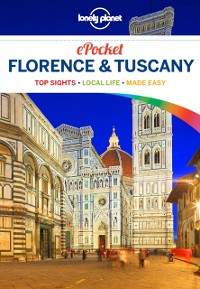 Cover Lonely Planet Pocket Florence