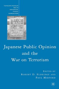 Cover Japanese Public Opinion and the War on Terrorism