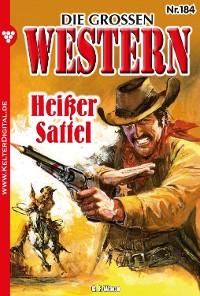 Cover Die großen Western 184