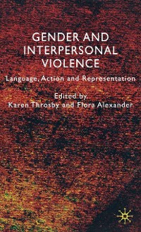 Cover Gender and Interpersonal Violence