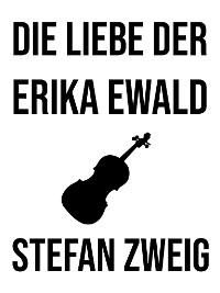 Cover Die Liebe der Erika Ewald