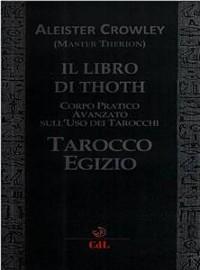 Cover Libro di Thoth - Tarocco Egizio