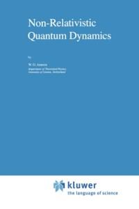 Cover Non-Relativistic Quantum Dynamics