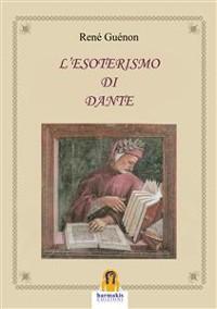 Cover L'Esoterismo di Dante