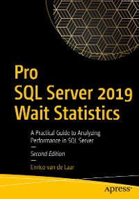 Cover Pro SQL Server 2019 Wait Statistics