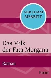 Cover Das Volk der Fata Morgana