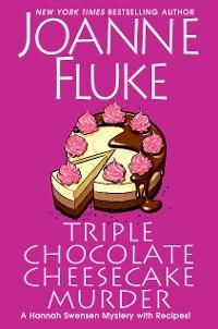 Cover Triple Chocolate Cheesecake Murder