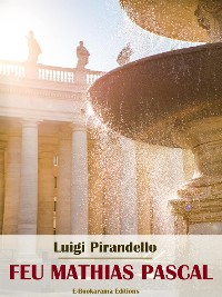 Cover Feu Mathias Pascal