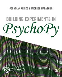 Cover Building Experiments in PsychoPy