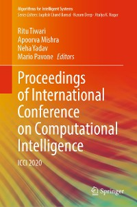 Cover Proceedings of International Conference on Computational Intelligence